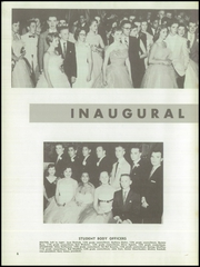 Page 10, 1958 Edition, Vallejo High School - Arrow Yearbook (Vallejo, CA) online yearbook collection