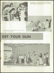 Page 13, 1958 Edition, Vallejo High School - Arrow Yearbook (Vallejo, CA) online yearbook collection