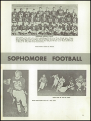 Page 17, 1958 Edition, Vallejo High School - Arrow Yearbook (Vallejo, CA) online yearbook collection