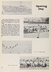 Page 16, 1961 Edition, Vallejo High School - Arrow Yearbook (Vallejo, CA) online yearbook collection