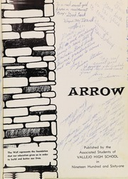 Page 5, 1961 Edition, Vallejo High School - Arrow Yearbook (Vallejo, CA) online yearbook collection