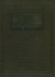 Page 1, 1926 Edition, Redwood High School - Oak Yearbook (Visalia, CA) online yearbook collection