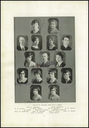 Page 10, 1926 Edition, Redwood High School - Oak Yearbook (Visalia, CA) online yearbook collection