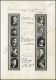 Page 13, 1926 Edition, Redwood High School - Oak Yearbook (Visalia, CA) online yearbook collection