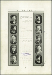 Page 16, 1926 Edition, Redwood High School - Oak Yearbook (Visalia, CA) online yearbook collection