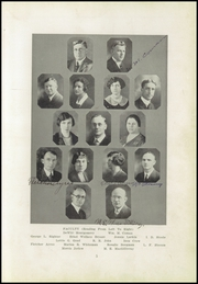 Page 9, 1926 Edition, Redwood High School - Oak Yearbook (Visalia, CA) online yearbook collection