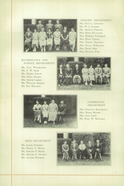 Page 20, 1932 Edition, Redwood High School - Oak Yearbook (Visalia, CA) online yearbook collection