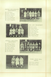 Page 21, 1932 Edition, Redwood High School - Oak Yearbook (Visalia, CA) online yearbook collection