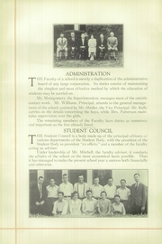 Page 22, 1932 Edition, Redwood High School - Oak Yearbook (Visalia, CA) online yearbook collection