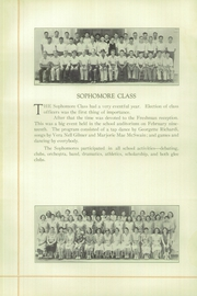 Page 28, 1932 Edition, Redwood High School - Oak Yearbook (Visalia, CA) online yearbook collection