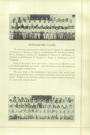 Page 29, 1932 Edition, Redwood High School - Oak Yearbook (Visalia, CA) online yearbook collection
