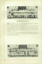 Page 30, 1932 Edition, Redwood High School - Oak Yearbook (Visalia, CA) online yearbook collection