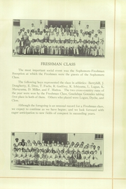 Page 31, 1932 Edition, Redwood High School - Oak Yearbook (Visalia, CA) online yearbook collection