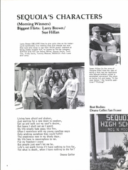 Page 12, 1976 Edition, Sequoia High School - Yearbook (Visalia, CA) online yearbook collection