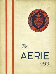 1958 Edition, Chaminade High School - Aerie Yearbook (West Hills, CA)