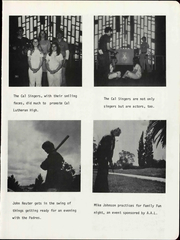 Page 11, 1976 Edition, California Lutheran High School - Yearbook (San Diego, CA) online yearbook collection