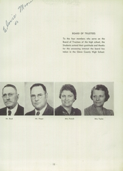 Page 17, 1941 Edition, Willows High School - Tattler Yearbook (Willows, CA) online yearbook collection