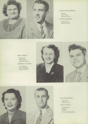 Page 12, 1952 Edition, Willows High School - Tattler Yearbook (Willows, CA) online yearbook collection