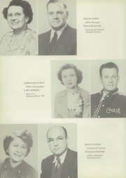 Page 14, 1952 Edition, Willows High School - Tattler Yearbook (Willows, CA) online yearbook collection