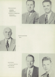 Page 15, 1952 Edition, Willows High School - Tattler Yearbook (Willows, CA) online yearbook collection
