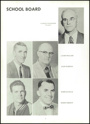 Page 10, 1956 Edition, Willows High School - Tattler Yearbook (Willows, CA) online yearbook collection