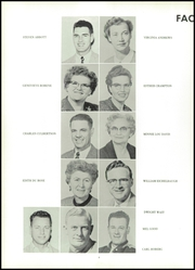 Page 12, 1956 Edition, Willows High School - Tattler Yearbook (Willows, CA) online yearbook collection