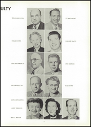 Page 13, 1956 Edition, Willows High School - Tattler Yearbook (Willows, CA) online yearbook collection