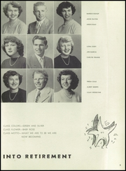 Page 13, 1952 Edition, Winters High School - Poppy Yearbook (Winters, CA) online yearbook collection