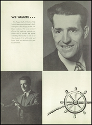 Page 6, 1952 Edition, Winters High School - Poppy Yearbook (Winters, CA) online yearbook collection