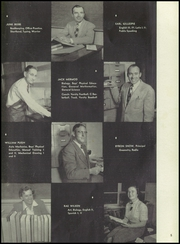 Page 9, 1952 Edition, Winters High School - Poppy Yearbook (Winters, CA) online yearbook collection