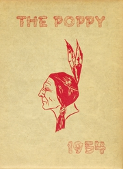 Winters High School - Poppy Yearbook (Winters, CA) online yearbook collection, 1954 Edition, Page 1