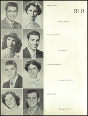 Page 12, 1954 Edition, Winters High School - Poppy Yearbook (Winters, CA) online yearbook collection