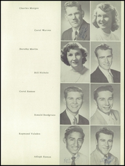 Page 15, 1954 Edition, Winters High School - Poppy Yearbook (Winters, CA) online yearbook collection
