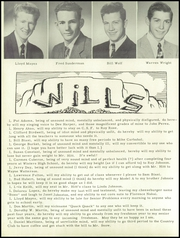 Page 16, 1954 Edition, Winters High School - Poppy Yearbook (Winters, CA) online yearbook collection
