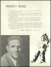 Page 6, 1954 Edition, Winters High School - Poppy Yearbook (Winters, CA) online yearbook collection