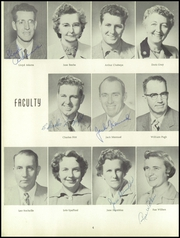 Page 8, 1954 Edition, Winters High School - Poppy Yearbook (Winters, CA) online yearbook collection