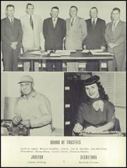 Page 9, 1954 Edition, Winters High School - Poppy Yearbook (Winters, CA) online yearbook collection