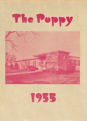 Page 1, 1955 Edition, Winters High School - Poppy Yearbook (Winters, CA) online yearbook collection