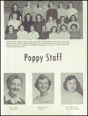 Page 11, 1955 Edition, Winters High School - Poppy Yearbook (Winters, CA) online yearbook collection