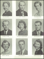 Page 14, 1955 Edition, Winters High School - Poppy Yearbook (Winters, CA) online yearbook collection