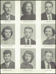 Page 15, 1955 Edition, Winters High School - Poppy Yearbook (Winters, CA) online yearbook collection