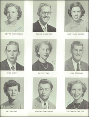 Page 16, 1955 Edition, Winters High School - Poppy Yearbook (Winters, CA) online yearbook collection