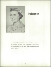 Page 6, 1955 Edition, Winters High School - Poppy Yearbook (Winters, CA) online yearbook collection