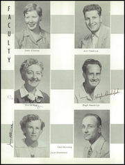 Page 8, 1955 Edition, Winters High School - Poppy Yearbook (Winters, CA) online yearbook collection