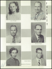 Page 9, 1955 Edition, Winters High School - Poppy Yearbook (Winters, CA) online yearbook collection