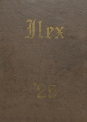 Page 1, 1925 Edition, Woodland High School - Ilex Yearbook (Woodland, CA) online yearbook collection