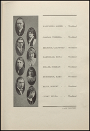 Page 15, 1925 Edition, Woodland High School - Ilex Yearbook (Woodland, CA) online yearbook collection