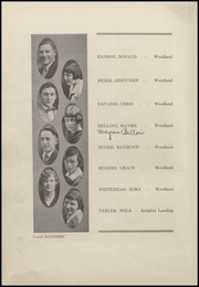 Page 16, 1925 Edition, Woodland High School - Ilex Yearbook (Woodland, CA) online yearbook collection