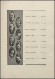 Page 17, 1925 Edition, Woodland High School - Ilex Yearbook (Woodland, CA) online yearbook collection