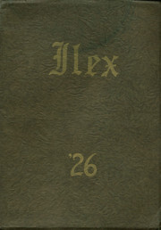 Woodland High School - Ilex Yearbook (Woodland, CA) online yearbook collection, 1926 Edition, Page 1